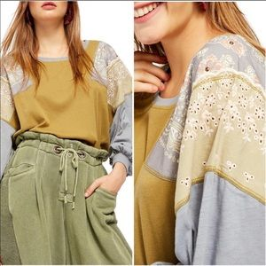 Free People Tops - Free People Feelin It Top NWT!